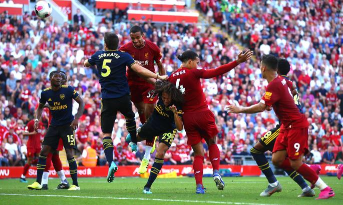Ливерпуль-Арсенал прогноз на матч 30.10.19