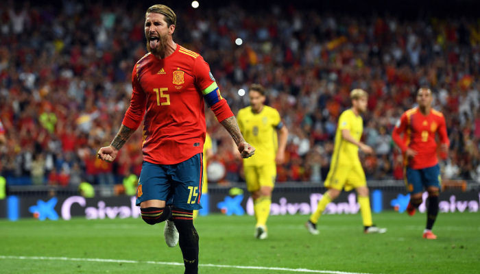 прогноз на матч Швеция-Испания