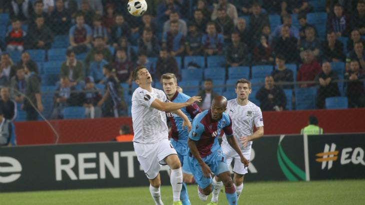 Краснодар-Трабзонспор прогноз на матч 07.11.19