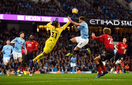 Манчестер Сити-Манчестер Юнайтед 07.12.19