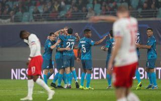 Зенит-Лейпциг прогноз на матч Лиги Чемпионов 5 ноября 2019 года: Готов ли Семак к своему главному матчу в тренерской карьере?