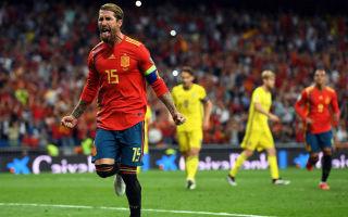 Прогноз на матч отбора к Евро 2020 Швеция-Испания 14 октября 2019
