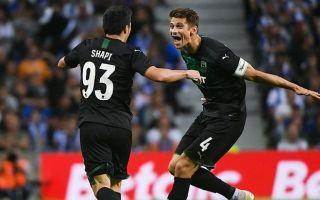 Прогноз на матч Лиги Европы Краснодар-Хетафе 3 октября 2019